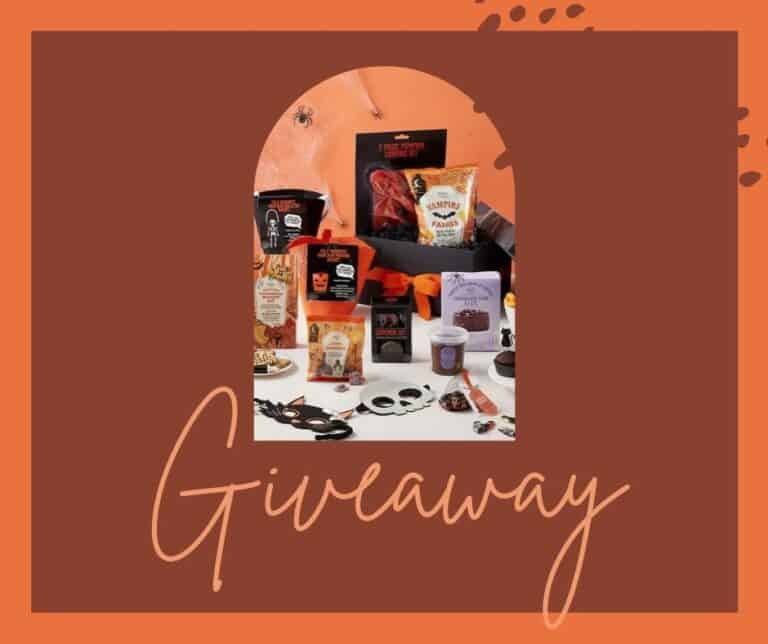 Another Month, Another Giveaway!